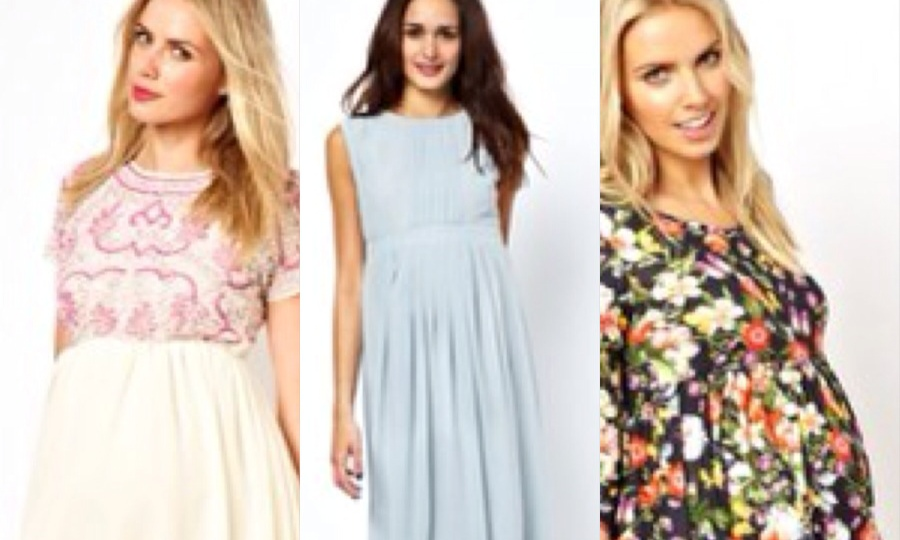 Top ASOS maternity dresses for all occasions