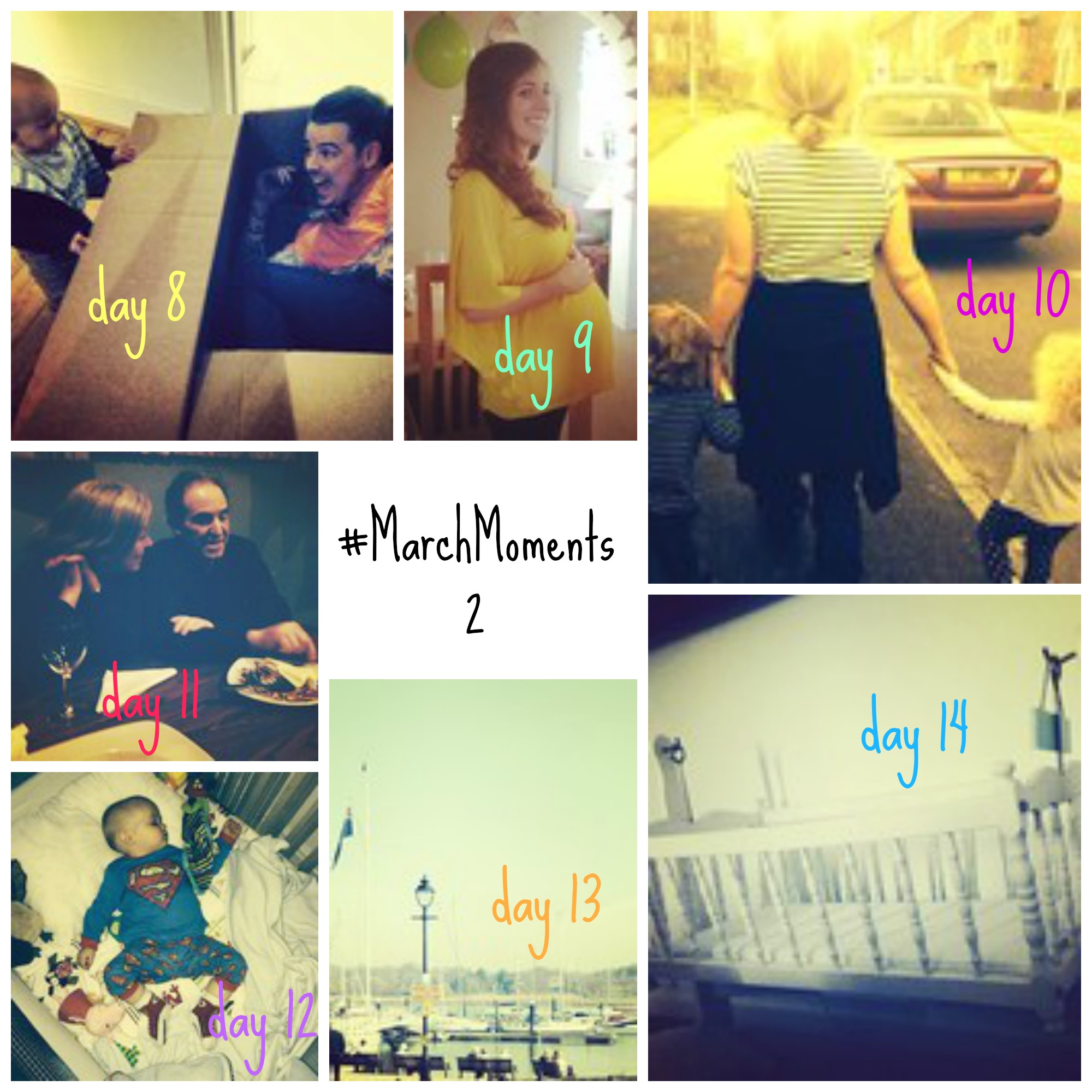 #MarchMoments 2