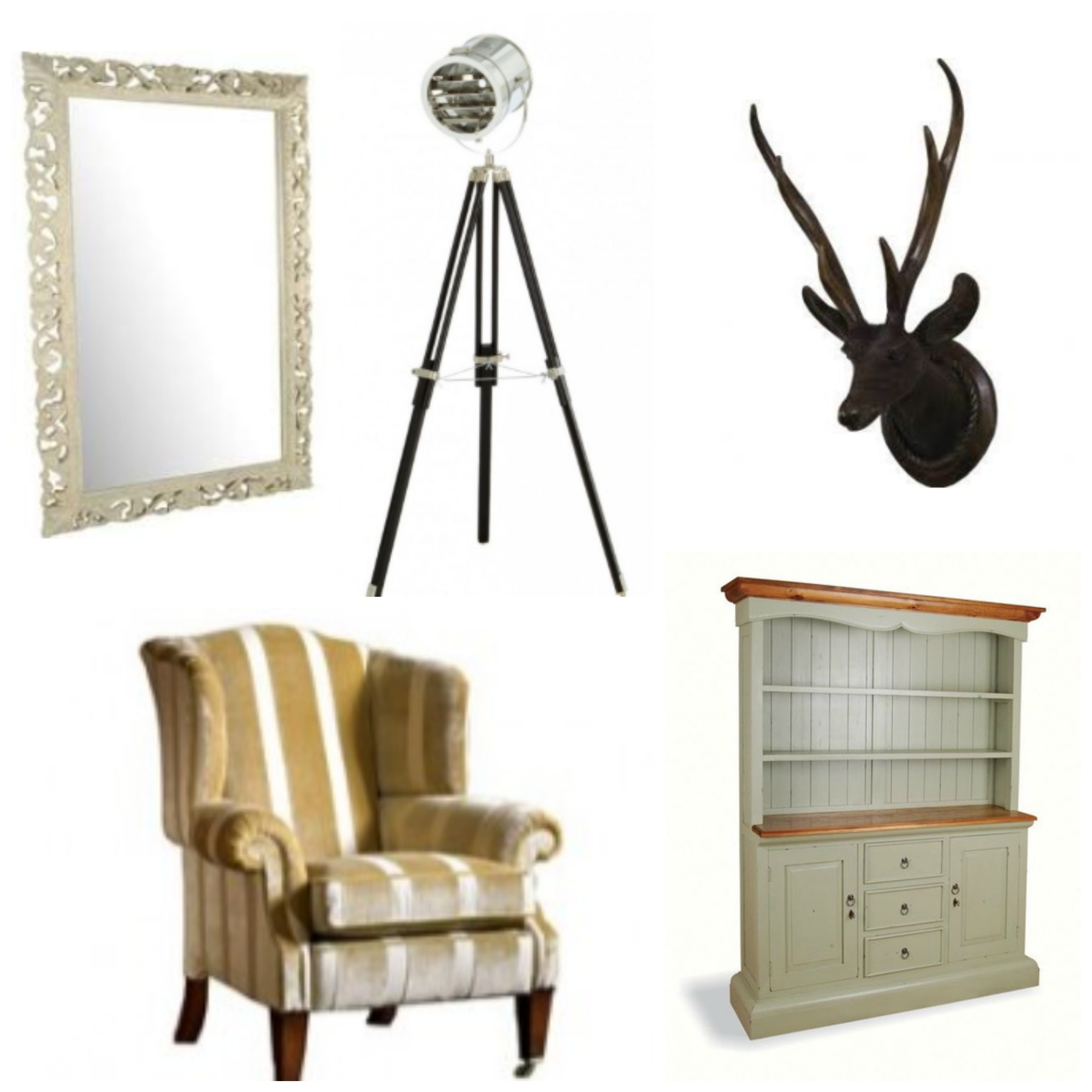 A Rustic Inspired Homeware Wish List