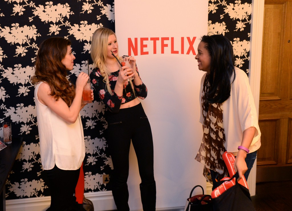Netflix Exclusive Screening of Unbreakable Kimmy Schmidt