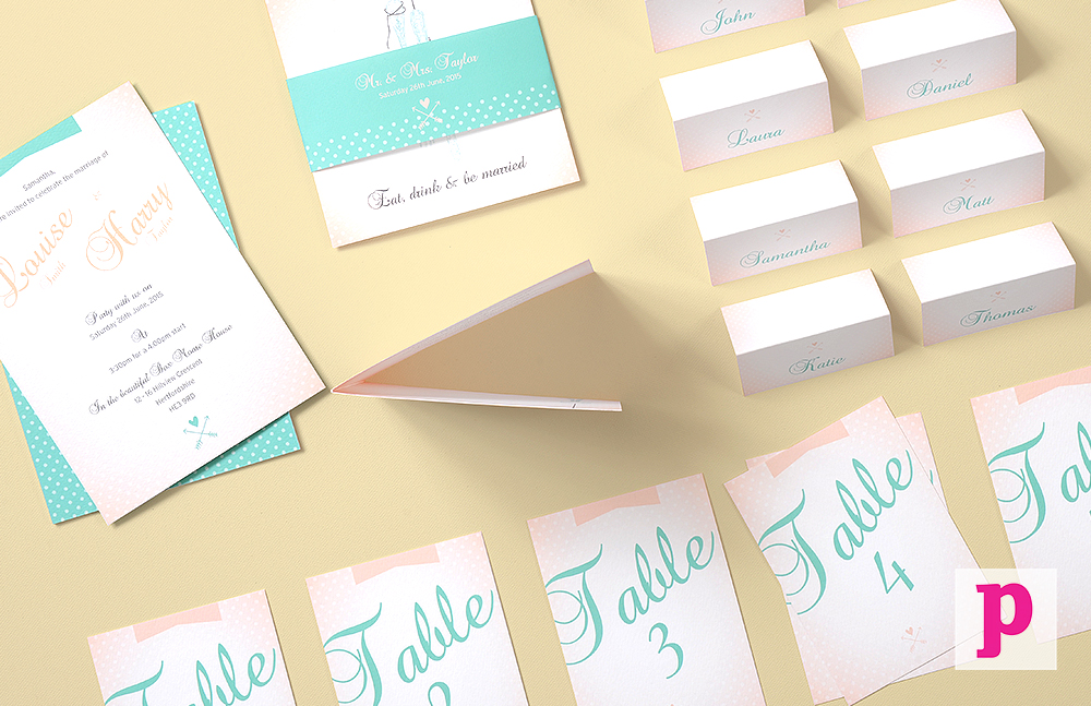 *Winners announced* Wedding bells – Printed Stationary + a wonderful giveaway and discount!