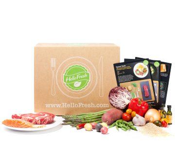 Hello Fresh – Week 1