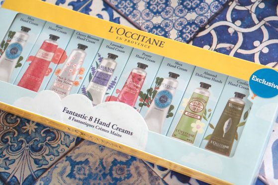 L'Occitane Exclusive Giveaway