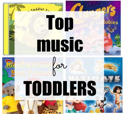 Music for toddlers