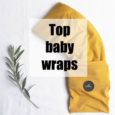 Top 5 baby wraps and the DL on baby wearing