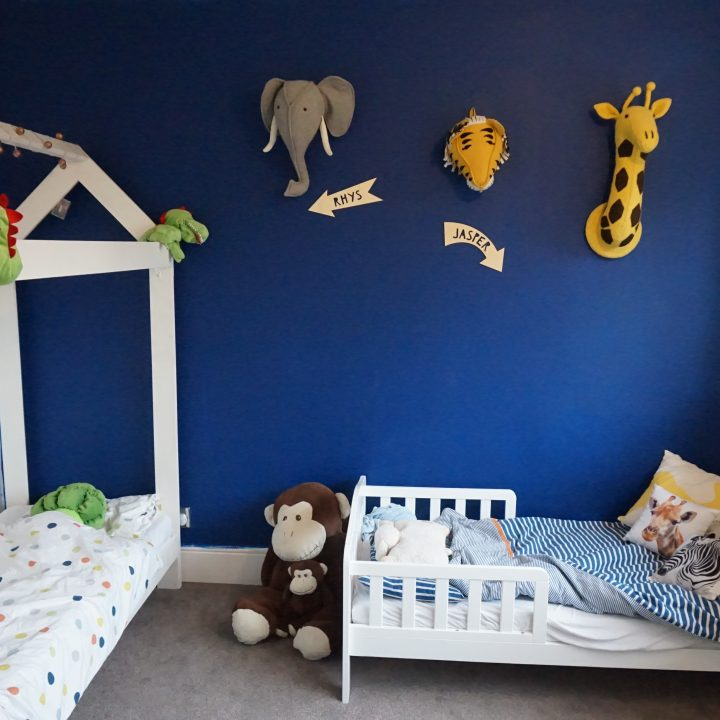 Bedroom colour vs Child behaviour – Guest post by Catherine Raine