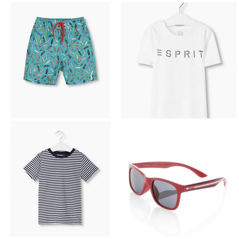 Boys Summer Fashion Picks