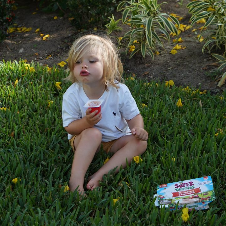 Toddler Snackspiration with Super Yummies