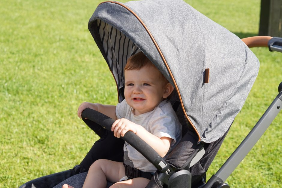 Graco Evo Avant Pushchair in Breton Stripe