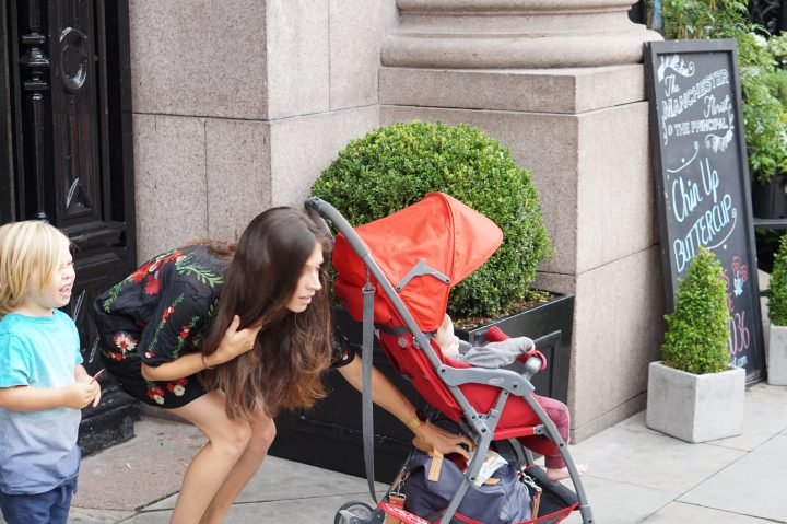 DOES PARENTING COUNT AS EXERCISE? GRACO PARENT MILES*