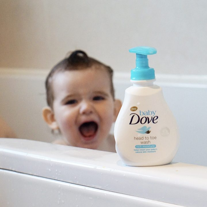 Baby Dove Winter Skin Savers