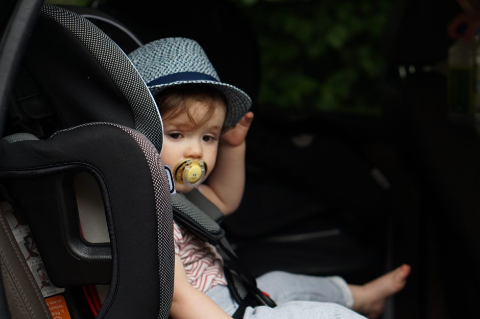 Little Tikes Group 1/2/3 Circuit Car Seat Review with Tesco  AD