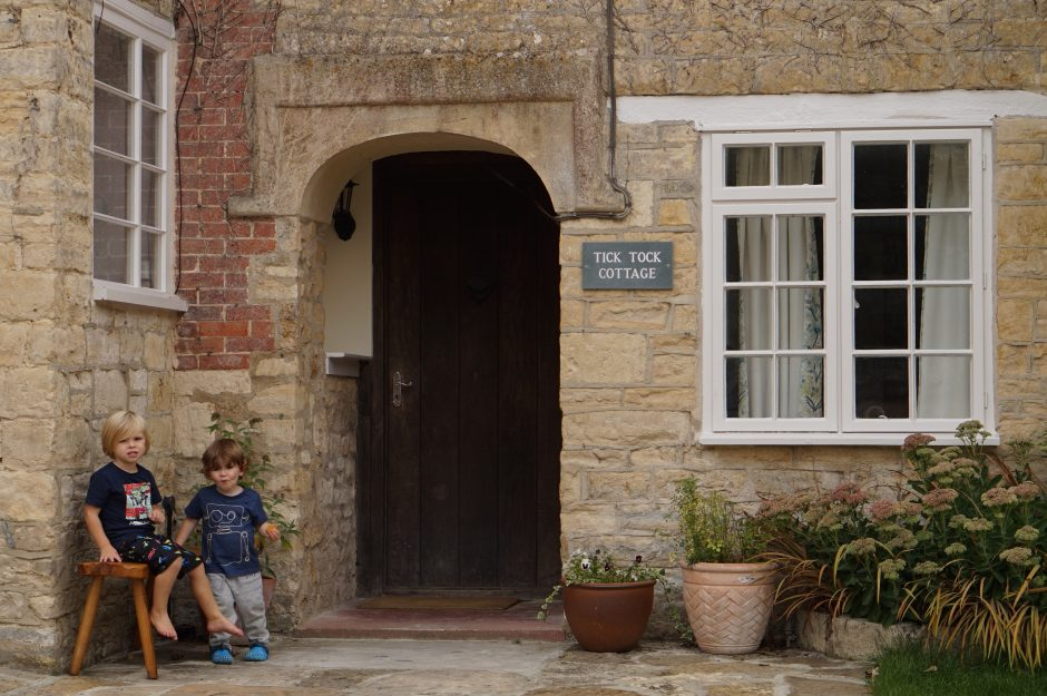 Staycation in Dorset with Sykes Cottages*