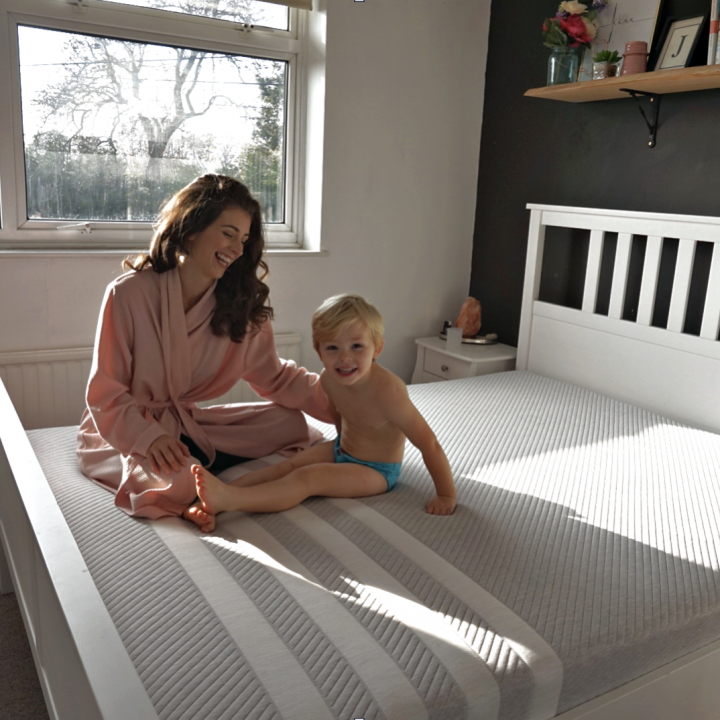 A FRESH START WITH THE LESSA MATTRESS*